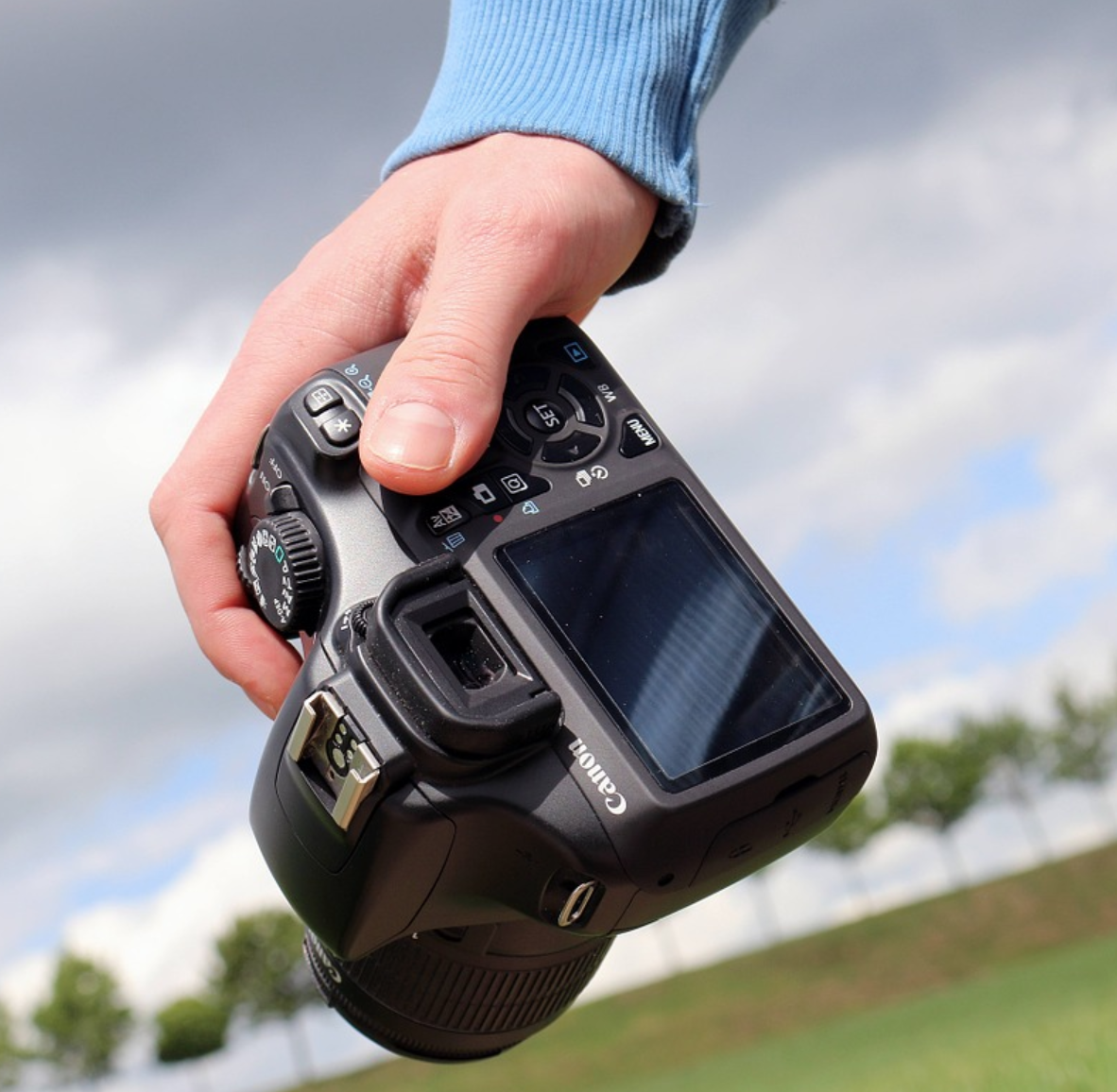 Beginners Digital Camera Class (5 lessons)
